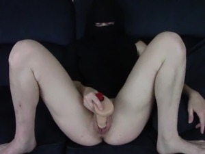 hijab boobs sex