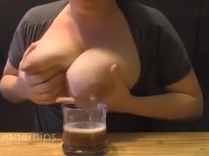huge bare sexy real breasts