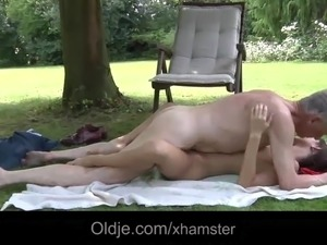 amateur young old