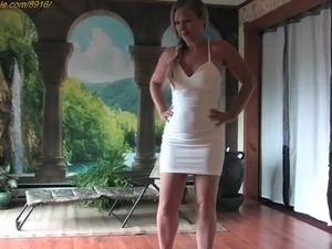 Public masturbation female