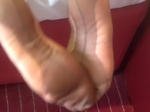 mature nylons sex movies