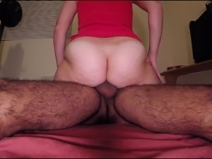 hairy amateur wife orgasm
