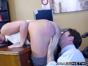 blonbe bombshell fuck videos