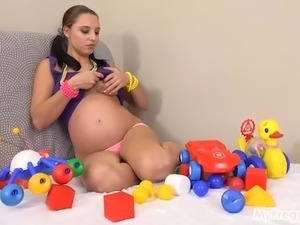 Pregnant teen sex story