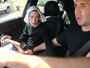 sexy nuns having lesbian sex videos