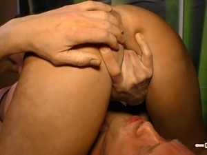 German amateur orgy