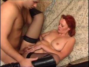 Grannie sex video