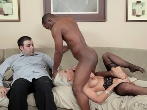 black guys white girls pornhub