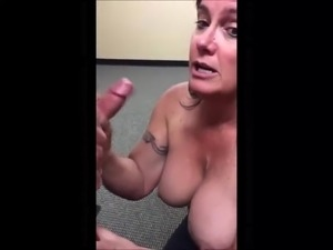 mature woman seduced by young guy