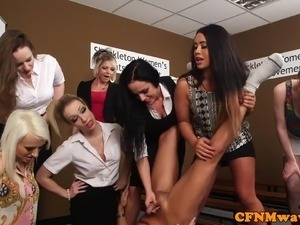 outdoor cfnm handjob free movie video