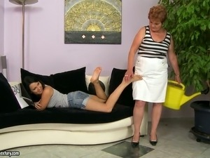 latina maid sex video