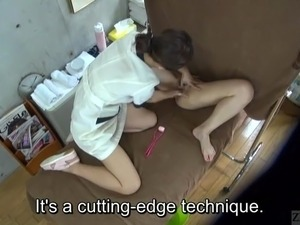 japanese girl massage