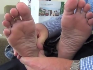 ebony sexy soles and toes