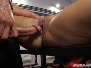 small asian girls and big cocks