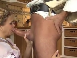 topless french maid pics
