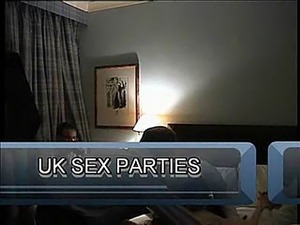 caught having sex party