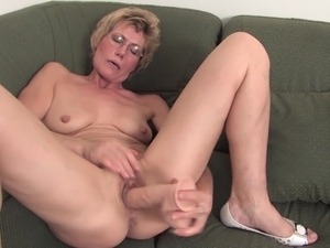pussy and dildo