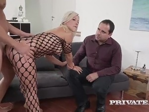 watched wife with black cock