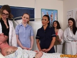 Nurse nude video