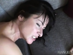 cute young blonde fuck anal