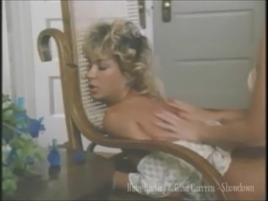 Classic Scenes - Nina Hartley and Gina Carrera Strap-on