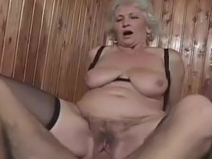 granny tits sex video