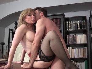 big sex mature woman