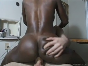 black milf butts
