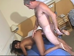 ass black brazil white tube