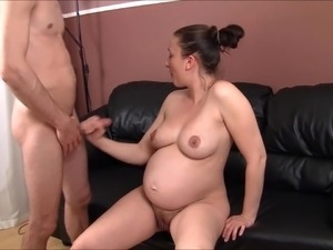 pregnant wife cuckold sex