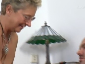 mature anal german women