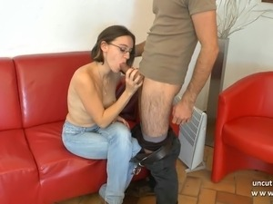 mature anal french women