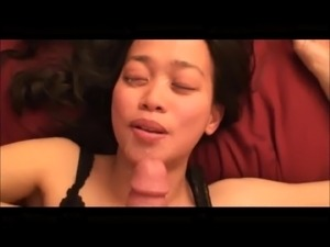 ebony girls creampie facial