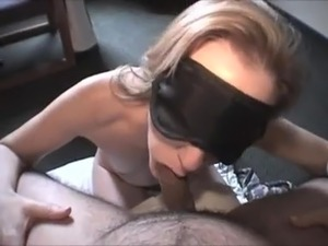 girl blindfolded and fucked porn vids