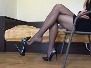 high heels leather sex photo gallery