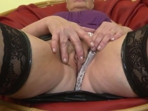 grannies sex with younger men