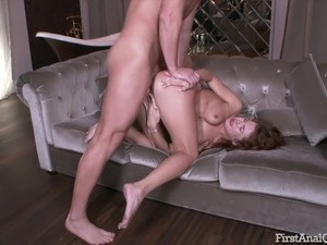 her first anal sex gallery