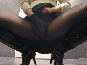 orgasm masturbation dildo video cum