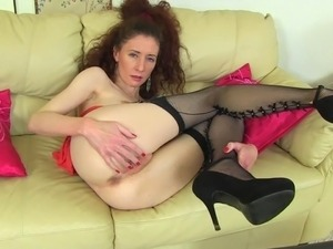 pantyhose ass pussy stockings dildo