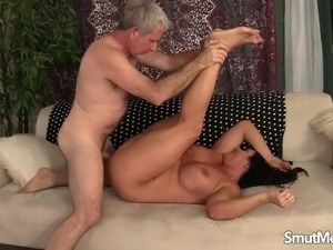 free younger women older men porn