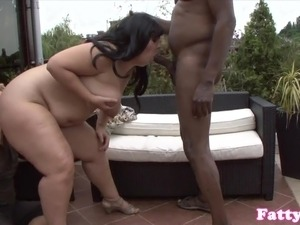 bbw anal interracial adult videos