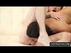 private casting amateur porn