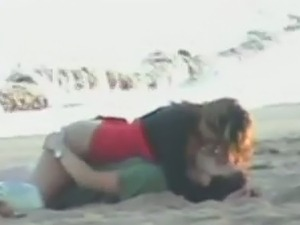 beach sex ass