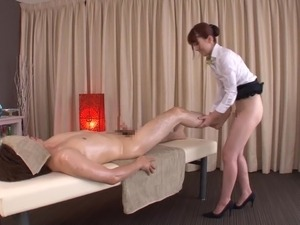 japanese oil sex massage