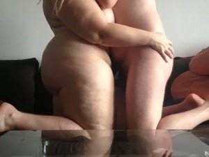 red hot old fat pussy
