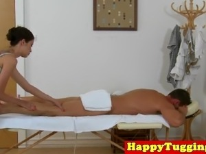 caught by asian masseuse video