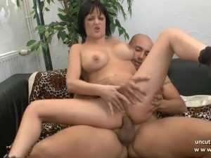 ass anal mom