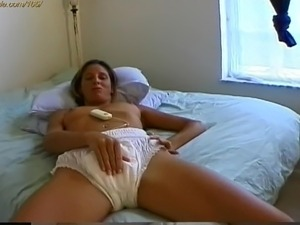 chelsea sinclairs vibrating ass and pussy