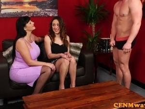 cfnm fantasy porn video