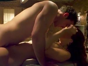 celebrity lesbian sex scenes